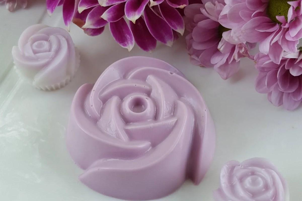 lavender coconut jelly