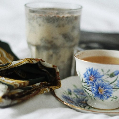 Healthy Young Women - diet - tea - The Style of Laura Jane