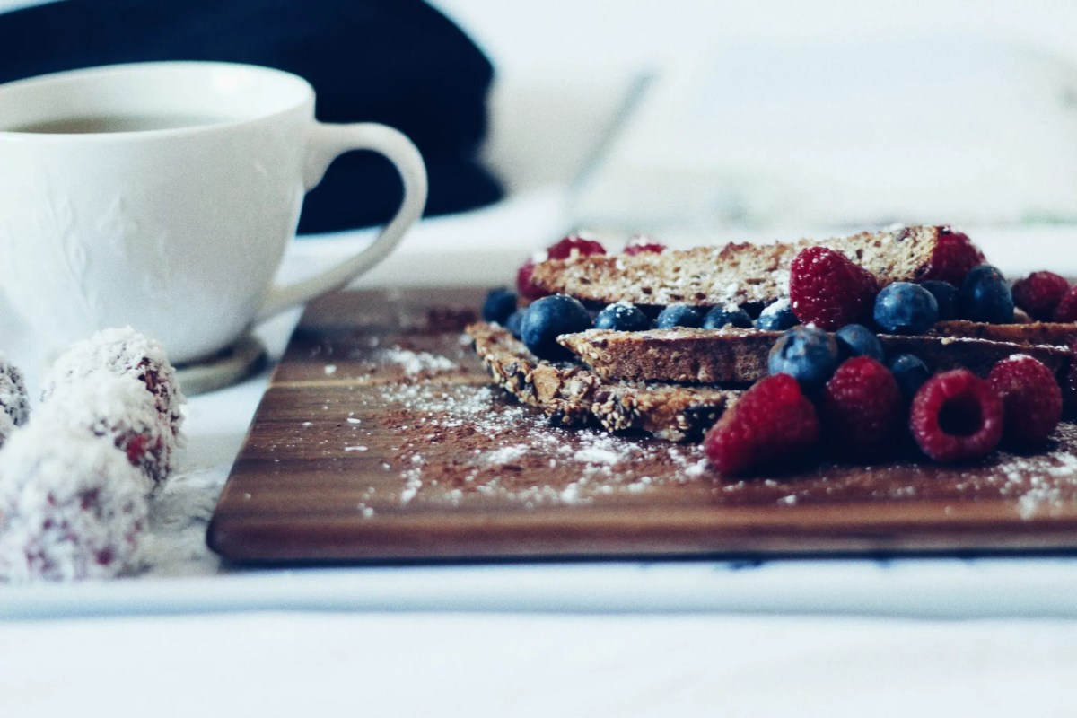 False Nutrition Claims - Breakfast toast and coffee - The Style of Laura Jane