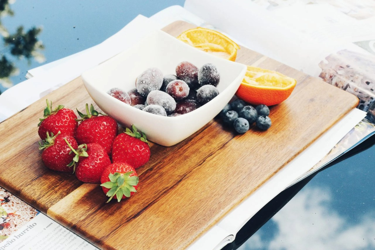 Kardashian brand marketing strategy - fruit platter - The Style of Laura Jane