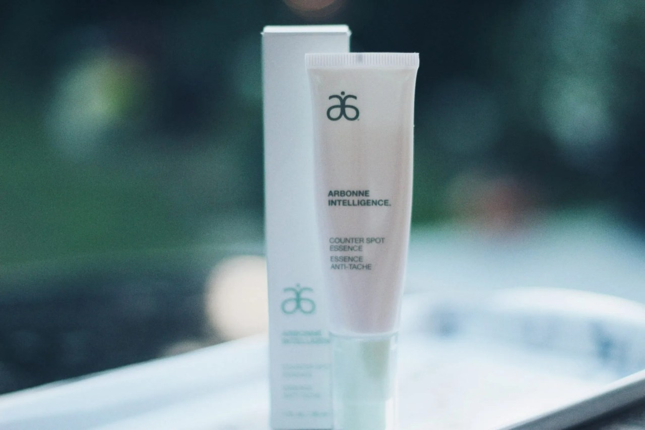 New Arbonne cruelty free spot skincare products - beauty blog UK - The Style of Laura Jane