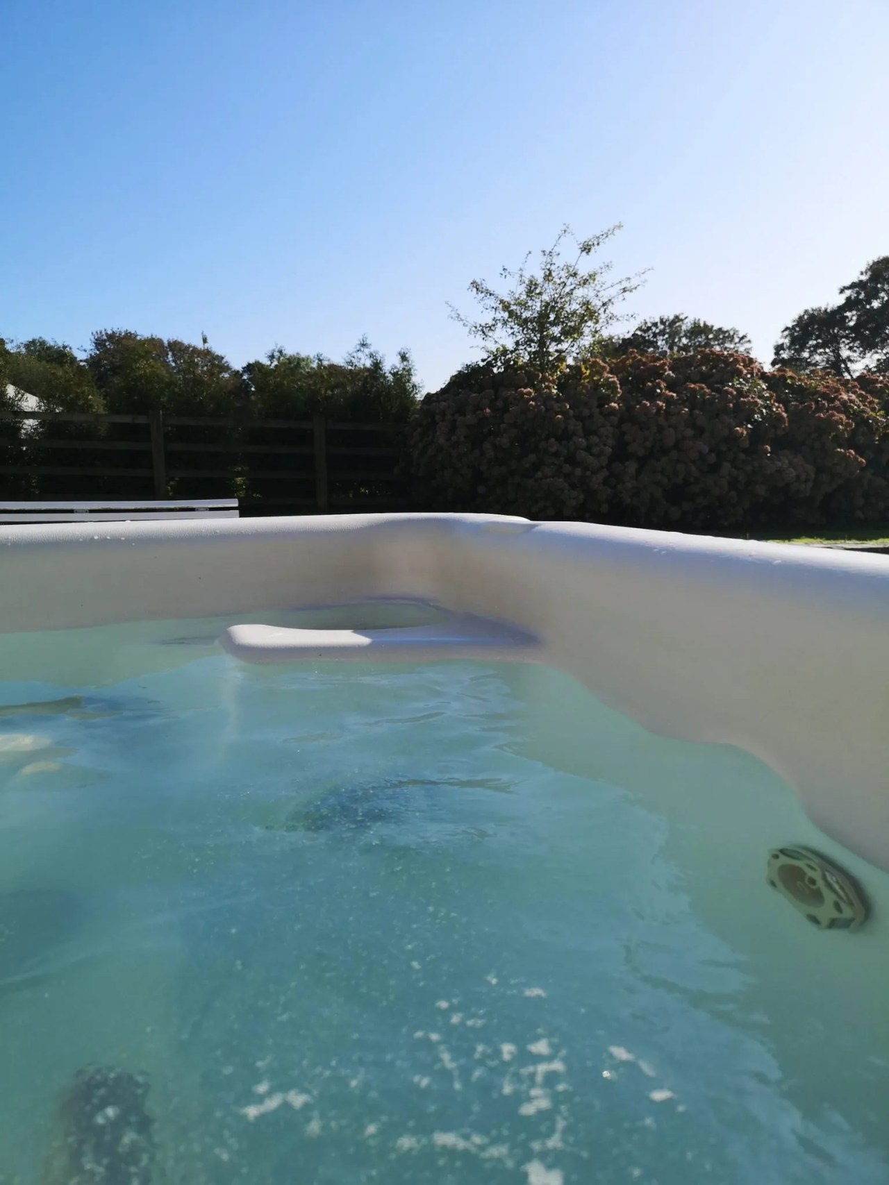 Why Holiday in the UK - jacuzzi Padstow accomadation - The Style of Laura Jane