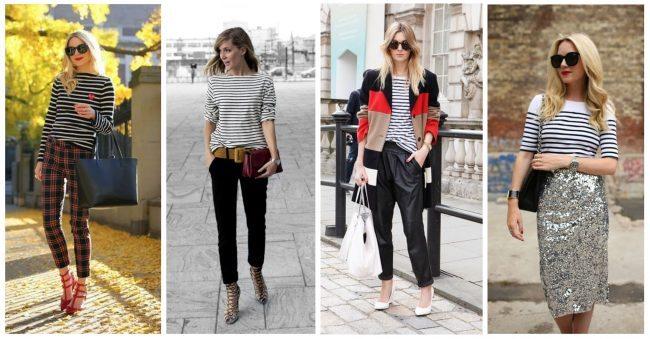 how to wear a striped tee, closet essentials // thestylesafari.com