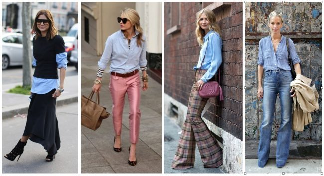 how to wear chambray blouse, closet essentials // thestylesafari.com