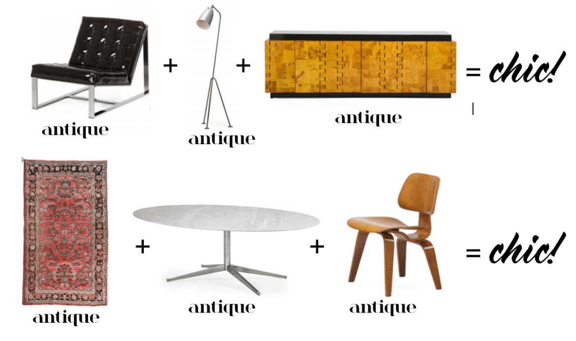 shopping vintage and antique at bidsquare auctions // thestylesafari.com