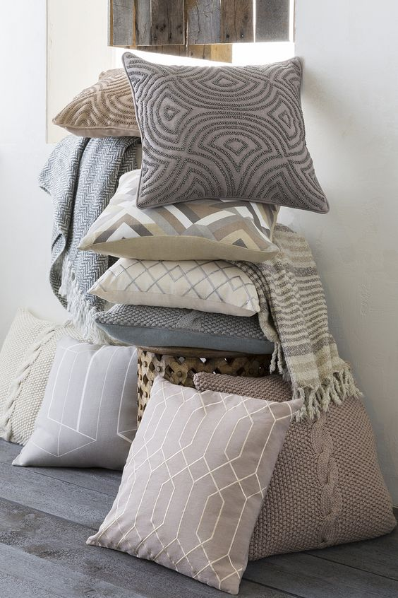 modern adult collections- pillow collection