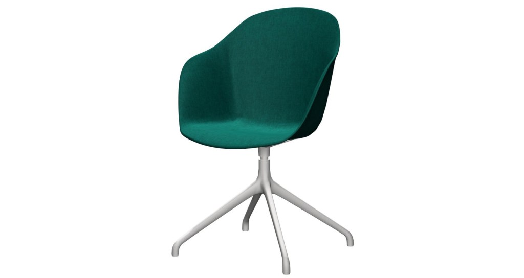 designing a custom office chair with boconcept