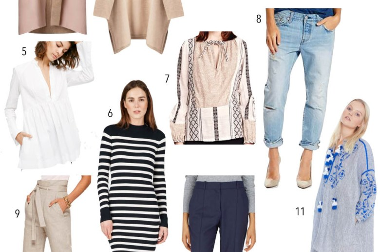 11 Ethical Fashion Items to Buy Now and Wear Forever, ethically made fashion, slow fashion