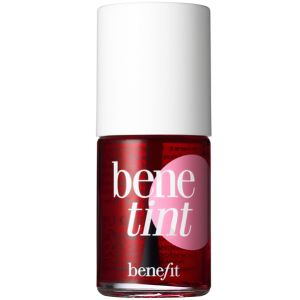 The Style Trust_ Five Minute Holiday Face_Benefit Benetint Cheek and Lip Stain