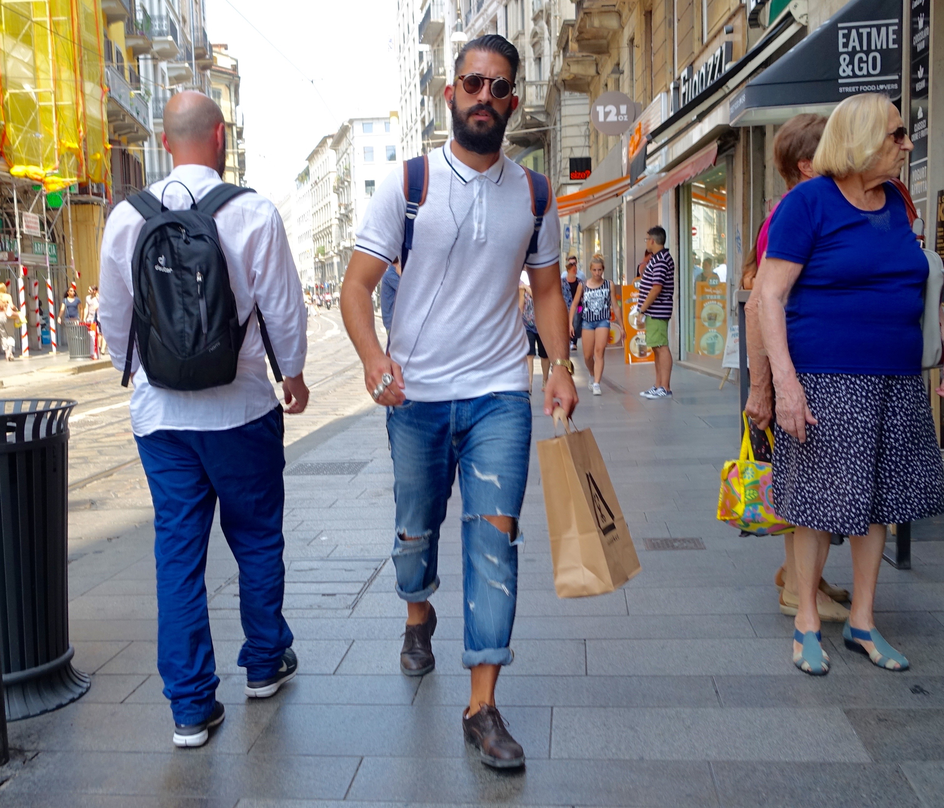 Italian Hipsters  Thestyletticom