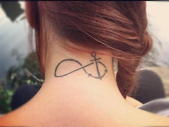 2-anchor-infinity-tattoo-on-neck