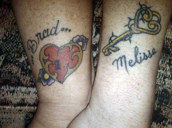 couples-tattoos-heart-lock-and-key