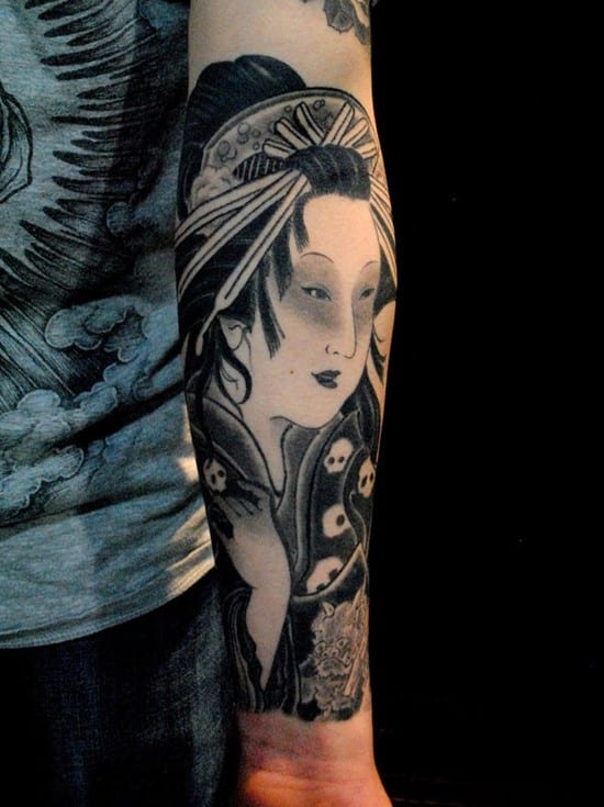 22-Japanese-arm-tattoo