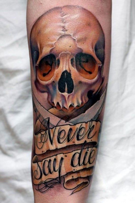 59-skull-arm-tattoo