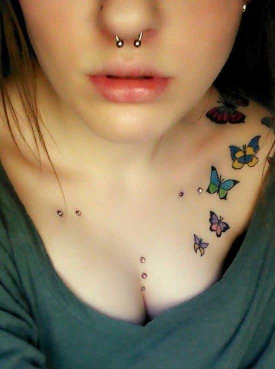 Sexy-butterfly-collar-bone-tattoos-for-women