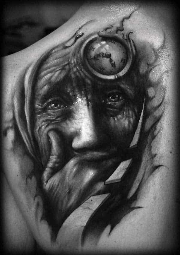 3D Photo Tattoos
