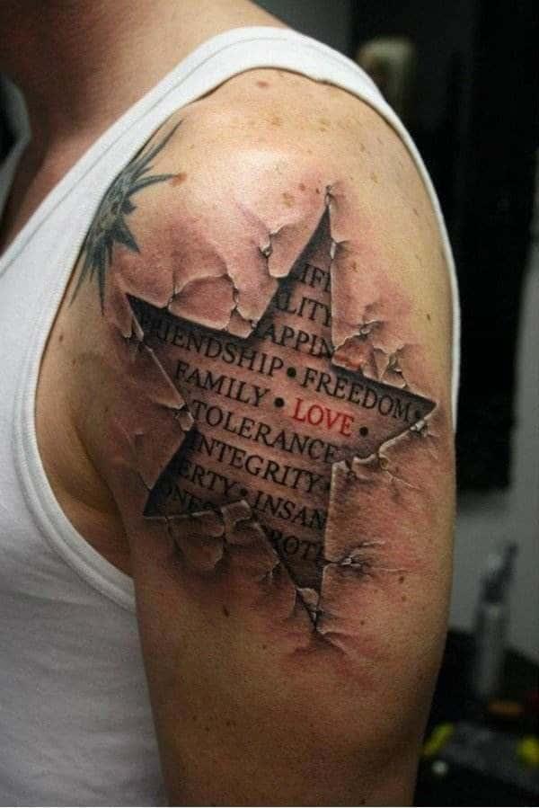 3D Tattoos Sleeves
