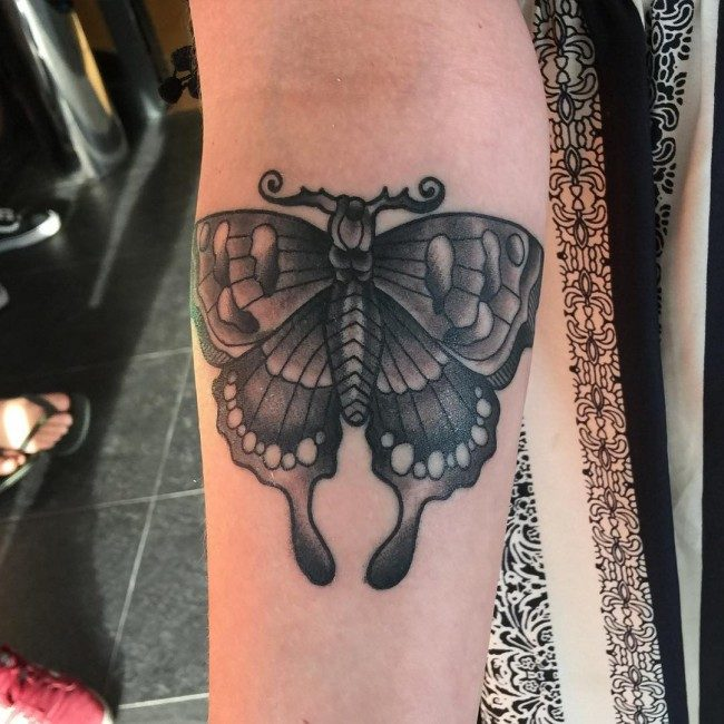 Harry Styles Butterfly Tattoo Meaning