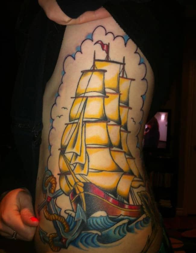 sailor Jerry's tattoos (1)