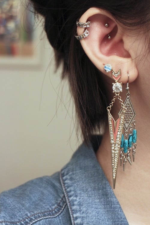 Double Helix Jewelry for Teens