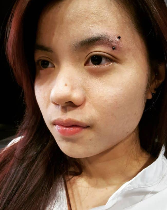 Anti-eyebrow Piercing Pain, Cost, Healing, Infection