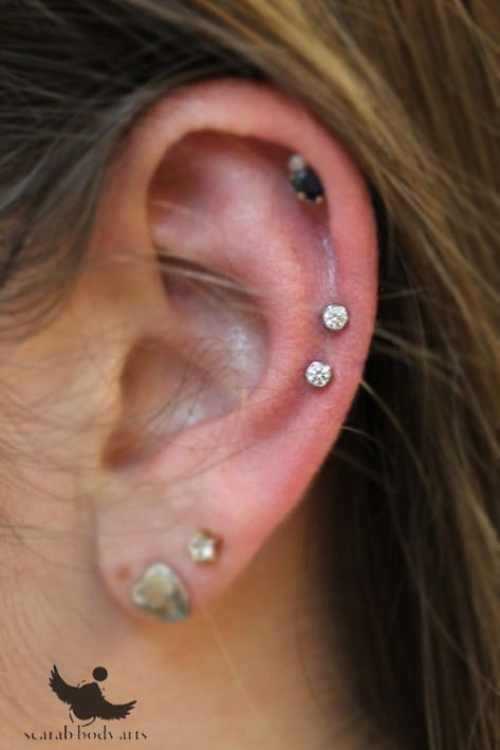 helix-piercing-sexy