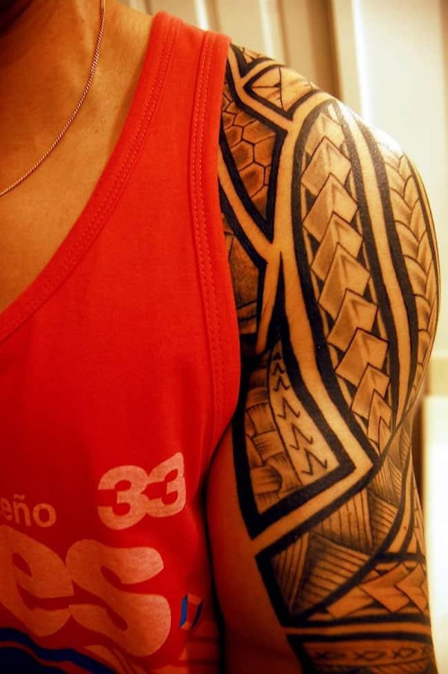 pacific-islander-tribal-tattoo-design