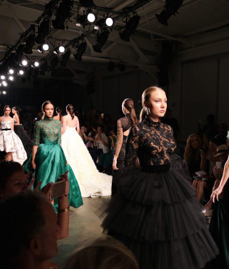 NYFW Australian Fashion Palette RTW SS'16 Finales