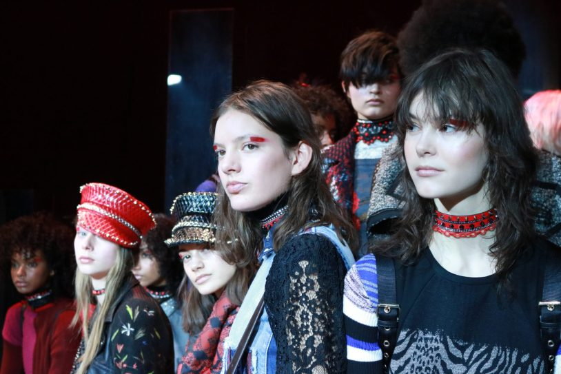 The StyleWright at Desigual Kasey Ma