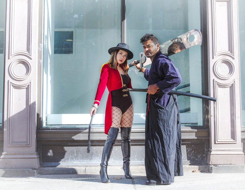 Halloween Ringmaster Costume Kasey Ma