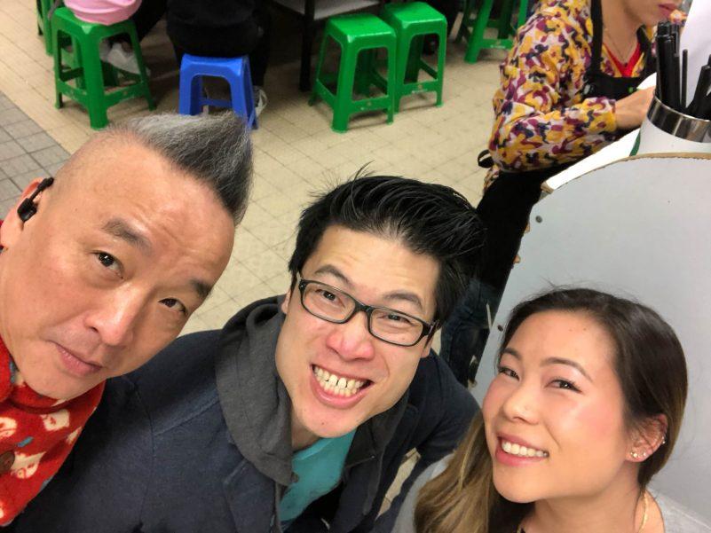 Tung PO Kasey Ma The StyleWright Hong Kong dai pai dong