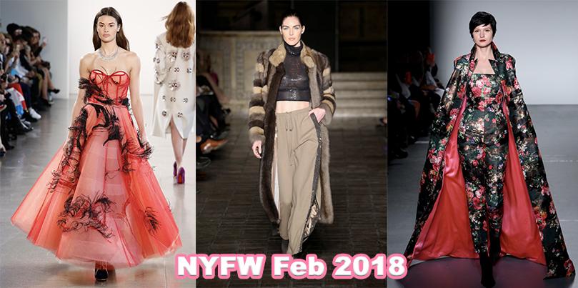NYFW Feb 2018 Kasey Ma NYFW