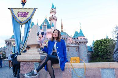 Disney Los Angeles Kasey Ma TheStyleWright LA Travel