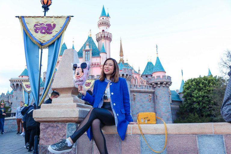 Disney Los Angeles Kasey Ma TheStyleWright LA Travel