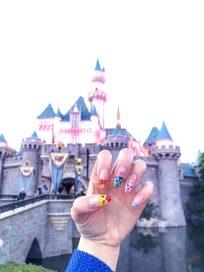 Disney tsum tsum Los Angeles Kasey Ma TheStyleWright LA Travel