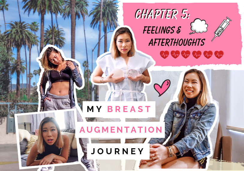 Kasey Ma of The StyleWright Breast Augmentation Journey Chapter 5 Afterthoughts