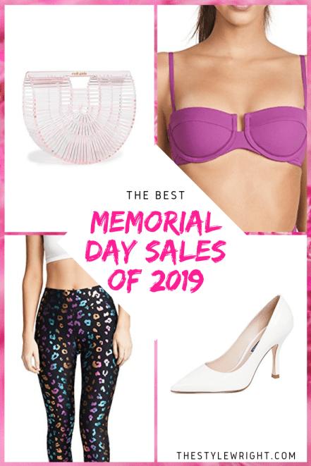 Memorial Day 2019 Sales