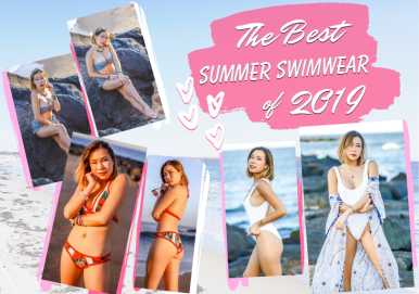 Kasey Ma of The StyleWright Wears Yandy Top Summer Swimsuits