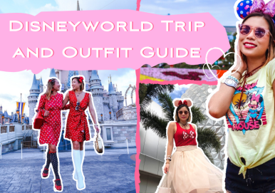 Kasey Ma of The StyleWright Disney World Trip and Outfit Guide Blog