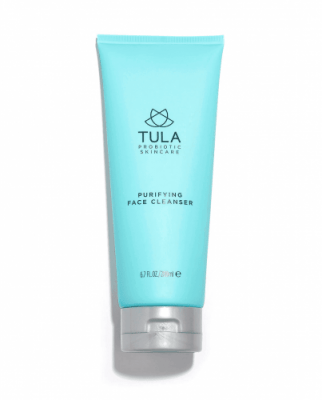 Tula Probiotic face wash - great for sensitive skincare routine