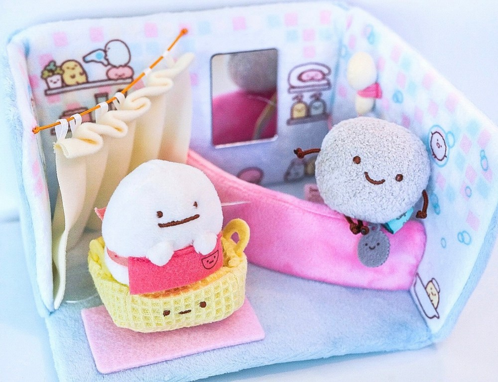 Sumikko Gurashi Plush Scenery Set from Jellybeet by kasey ma of thestylewright