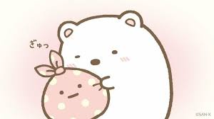shirokuma, one of the sumikko gurashi characters