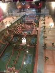 Temple of Literature from above...