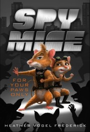 Spy Mice For Your Paws Only