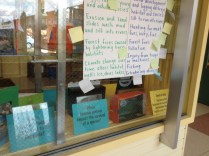 Learning displayed- from start to finish.