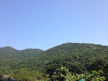 Lovely view in Tai Tam