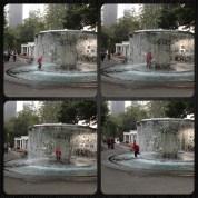 Fun at the fountain...
