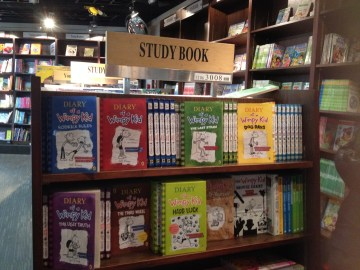 """Never considered DOAWK a """"Study Book"""" before this!"""