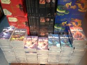 New Harry Potter covers, fantastic!