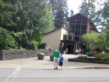 Mt. St. Helen's Visitor's Center